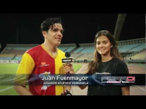 Entrevista Cuadrangular 2012 (PARTE I) Ferrdi Sports