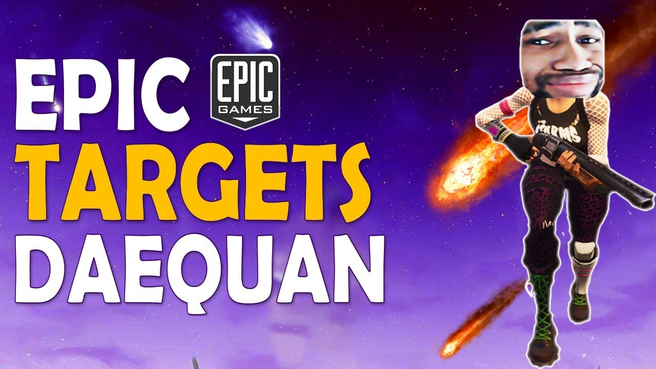 METEORS ATTACK DAEQUAN | BUILD BATTLES | FUNNY HIGH KILL GAME - (Fornite Battle Royale)