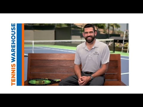 Federer v. Nadal Racquet Comparison - Gear Up with Tennis Warehouse