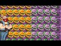4 Chomper Strategy Power UP Plants vs Zombies 2 and  O Sun Max Level Chomper Premium Plant