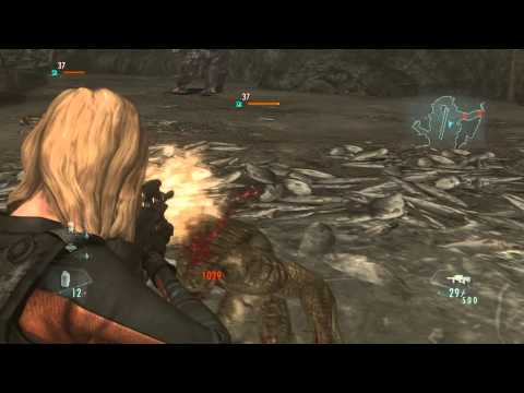 Resident Evil Revelations HD Raid Mode Abyss Solo Stage 2 Trinity Rank |
