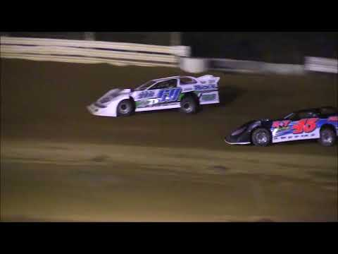 Steel Block Late Model Feature from Jackson County Speedway, April 27th, 2018.