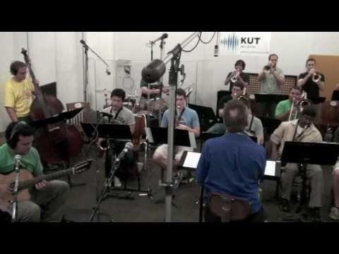 GABRIEL SANTIAGO JAZZ ORCHESTRA - LIVE AT KUT RADIO - AUSTIN