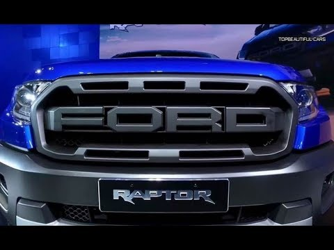 Ford Ranger Raptor 2020 Exterior and Interior