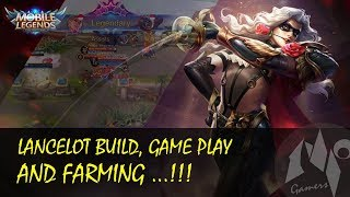 Skill Dewa Lancelot!!!Hero Yang Nggak Mempan Di NERF!!
