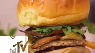 Chinatown Burger - Brothers Green: Eats | Mtv Uk