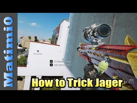 How To Trick Jager - Rainbow Six Siege