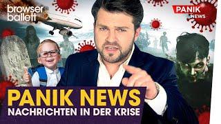 Panik-News: Nachrichten in der Krise
