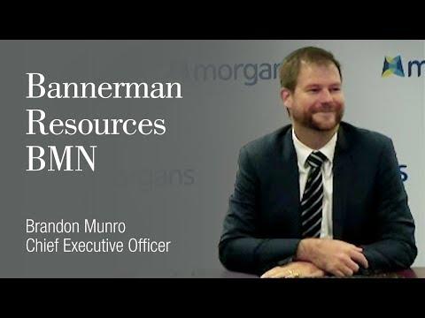 Bannerman (ASX:BMN): Brandon Munro, Chief Executive Officer