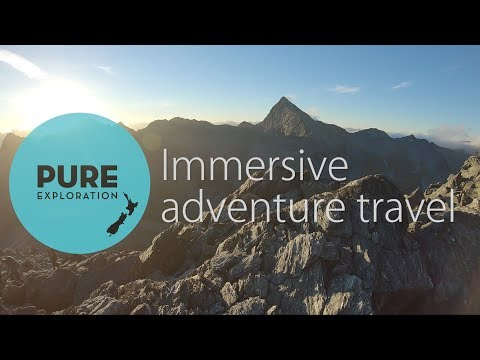 Pure Exploration - Immersive Adventure Travel