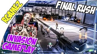 Final Rush : Robotic Invasion / Gameplay / Review