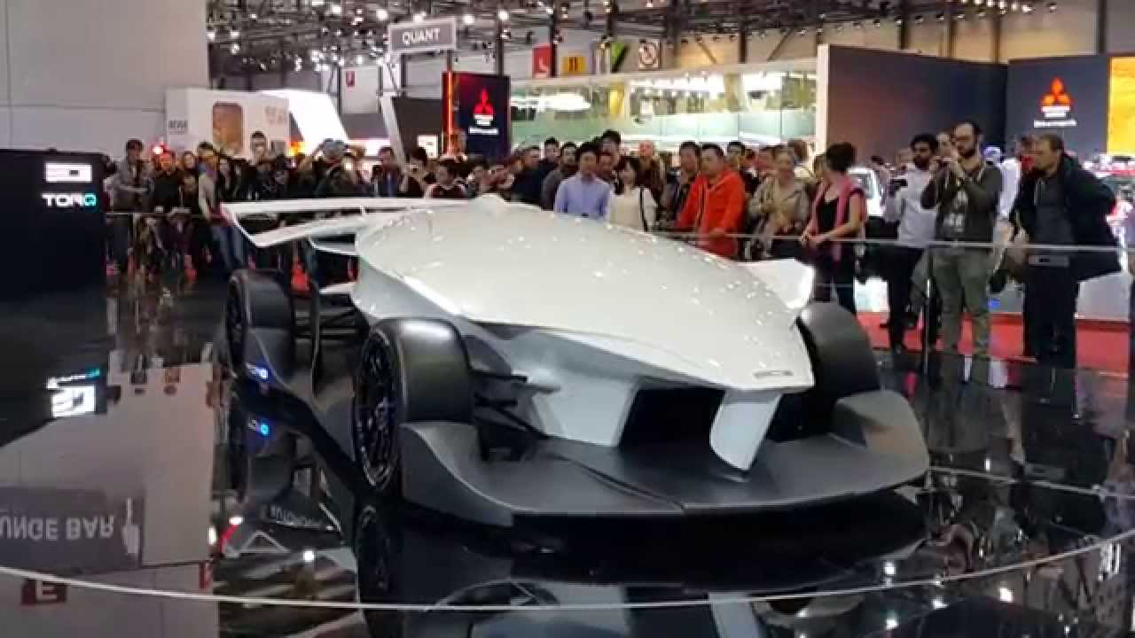 Ed Design Torq >> Ed Design Torq Concept At Geneva 2015 Youtube