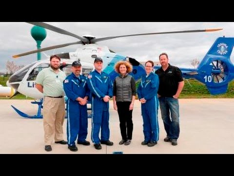 Day In The Life Of A Medical Flight Crew