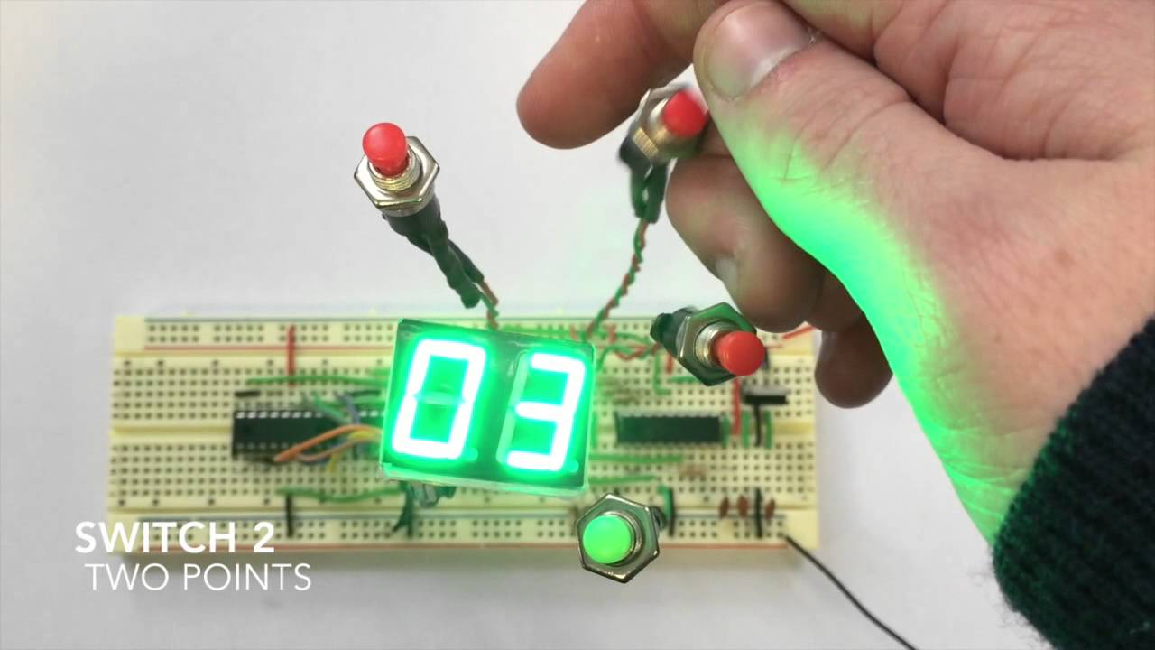 [SCHEMATICS_4FR]  Pure Logic Gates Basketball Scoreboard | Electronics Forum (Circuits,  Projects and Microcontrollers) | Scoreboard Wiring Diagrams |  | Electro Tech Online