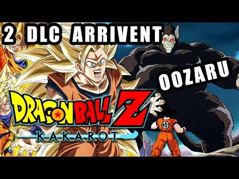 2 DLC DBZ KAKAROT OFFICIEL !!!