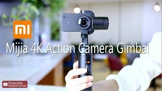 Xiaomi Mijia 4K Action Camera 3-axis Stabilization Gimbal -Gearbest.com