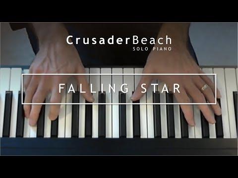 CrusaderBeach - Falling Star | Beautiful Sad Instrumental Piano Music