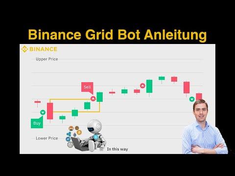 binance grid trading bot)
