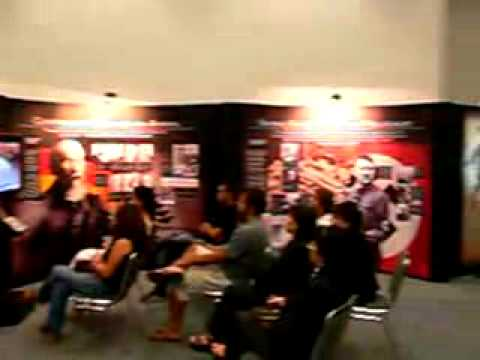 Citizens Commission on Human Rights anti-psychiatry exhibit