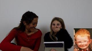 KINDERFOTO'S VAN BEROEMDHEDEN RADEN MET JIAMI | SENNA BELLOD