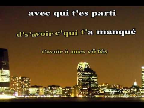 Comment j'pourrais te dire_Marie-Chantal Toupin ( Karaoké)