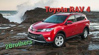 Тойота рав 4 обзор Toyota RAV4 2013 год за миллион. Машина. Авто. 141 тыс. км. Тест драйв. бу.