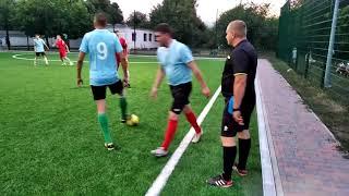 Аматорська міні футбольна ліга 2021 2 ліга Северяни Рятувальник 1 тайм
