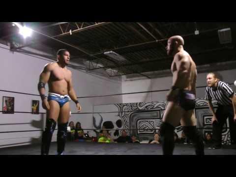 Johnny Silver vs Anthony Bowens CreateAPro Wrestling