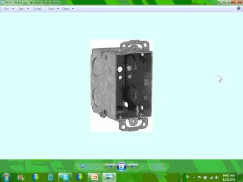 Electrical Wiring Commercial-Ch#6-Wiring Methods-01-23-12.wmv