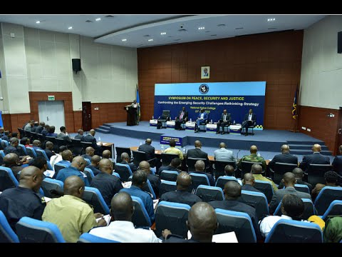 RWANDA POLICE 3RD SYMPOSIUM ON PEACE & SECURITY