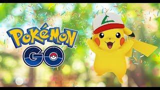 NUEVO EVENTO DEL PRIMER ANIVERSARIO!! PIKACHU ESPECIAL Y PACKS DE OBJETOS - Pokemon Go!