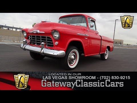 1956 Chevrolet Cameo Stock: #77-Las Vegas