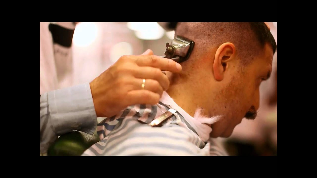 Manual Clipper Haircut