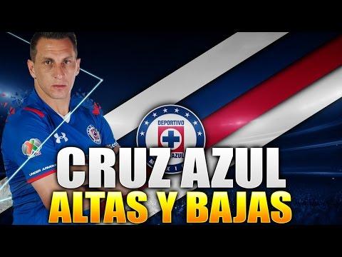 Posible Altas y Bajas  De CRUZ AZUL para El Apertura 2016