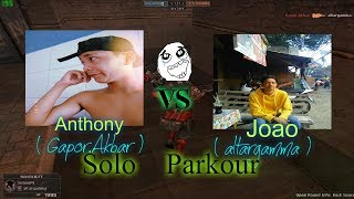 Gambar cover Parkour CF   Solo Parkour 1-1   Joao & Anthony✔