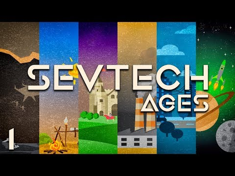 SevTech: Ages EP1 Age Zero Progression
