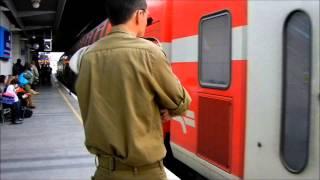 Israel railways - Bahn - Rakevet Yisra
