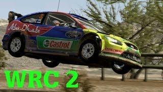 WRC 2 FIA World Rally Championship Review & Gameplay HD