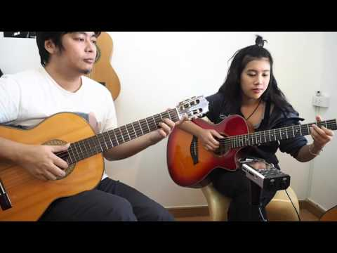 Signe-Eric Clapton cover by Ake&Sydney