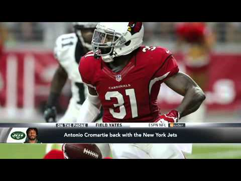 Jets Bring Back Antonio Cromartie on 4 Yrs $ 32 M, Huge Money, worth it?
