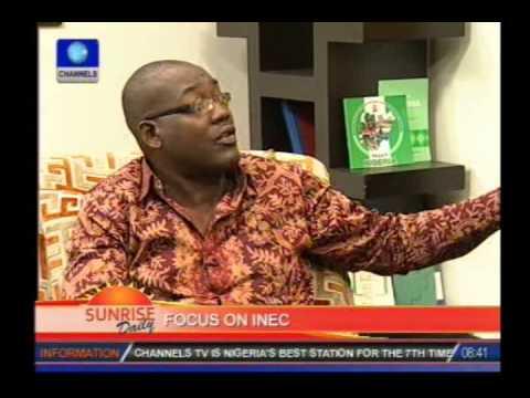 Infrastructure Is INEC Biggest Challenge - Analyst  Part 1