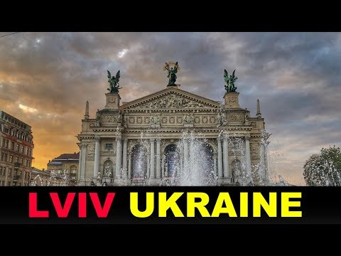 A Tourist's Guide To Lviv, Ukraine