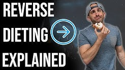 REVERSE DIETING 101 | HOW TO USE REVERSE DIETING FOR FAT LOSS