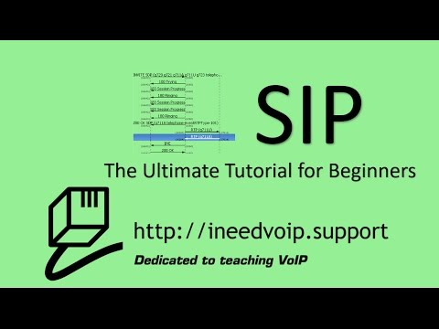 The Ultimate SIP Tutorial