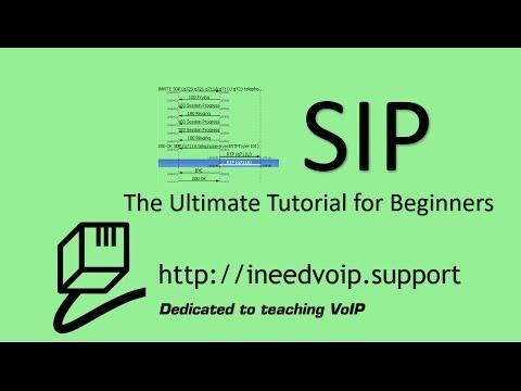 The Ultimate SIP Tutorial