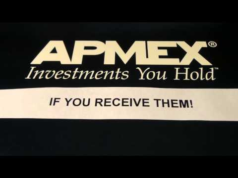 APMEX INC Continues The FRAUD! Protect Your Silver And Gold Stack!