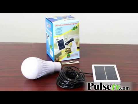 SMD Solar Light Bulb