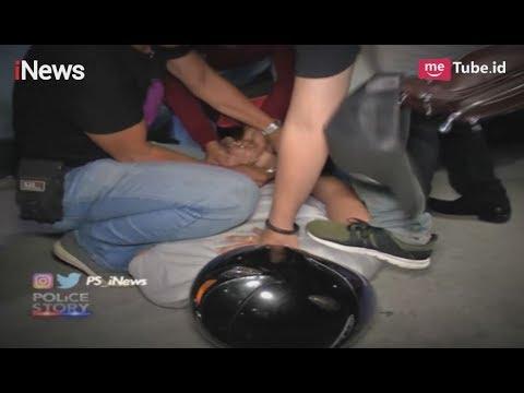 Tim Satresnarkoba Polres Tarakan Tangkap Pengedar Narkoba Part 02 - Police Story 14/05