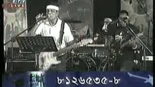 Nova  band- (Shopno Rani) ETV live --Bangla band by Rubel Maze