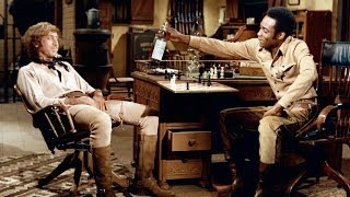 John Landis on BLAZING SADDLES